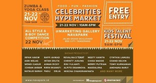 Celebrities Hype Market