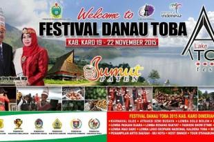 Festival Danau Toba 2015