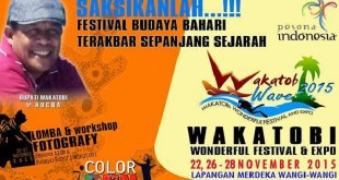 Wakatobi Wonderful Festival & Expo 2015