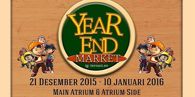 Year End Market Pejaten Village