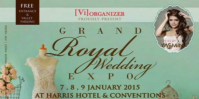 Grand Royal Wedding Expo 2015