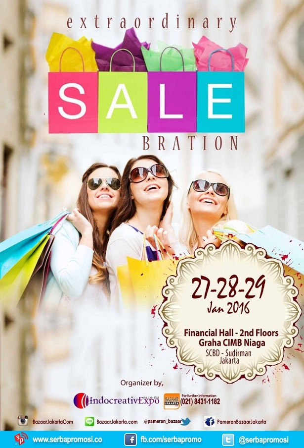 Extraordinary Sale Bration
