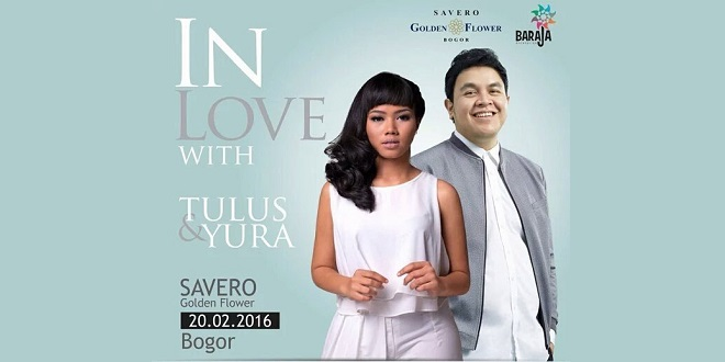 In Love with Tulus & Yura