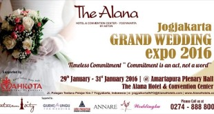Jogjakarta Grand Wedding Expo 2016