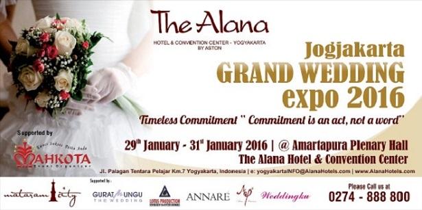 Jogjakarta Grand Wedding Expo 2016
