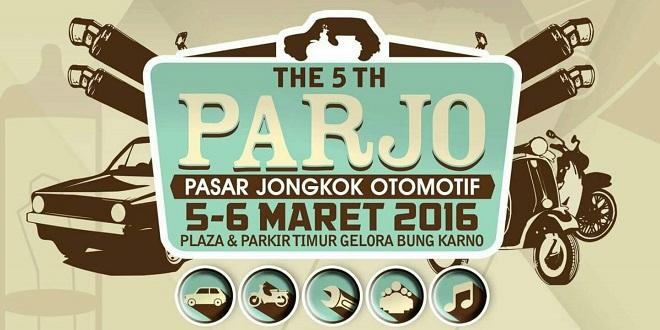 Pasar Jongkok Otomotif 2016