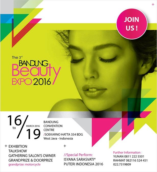 Bandung Beauty Expo 2016