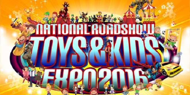 National Roadshow Toys & Kids Expo 2016