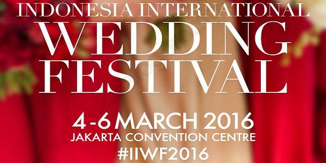 Indonesia International Wedding Festival 2016