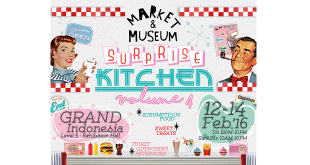 Market & Museum Surprise Kitchen Vol. 4