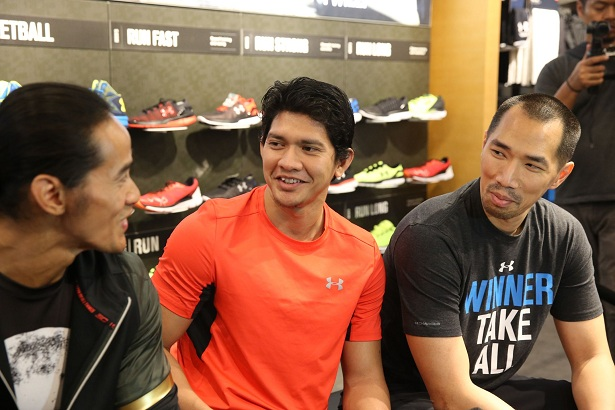 Gallery Launching Under Armour di Mall Kelapa Gading 2. 3 · 4 76a6a86f56