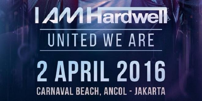 I Am Hardwell Live in Jakarta