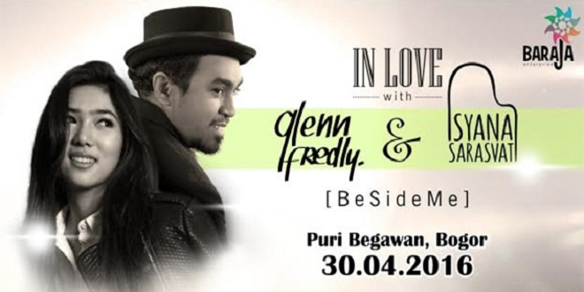 In Love With Glenn Fredly & Isyana Sarasvati