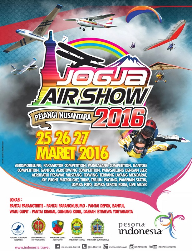 Jogja Air Show 2016