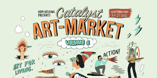 Catalyst Art Market