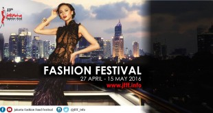 Jakarta Fashion and Food Festival 2016
