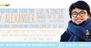 Joey Alexander Live in Concert Jakarta