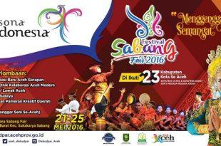 Festival Sabang Fair 2016