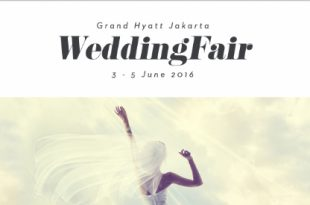 Grand Hyatt Jakarta Wedding Fair