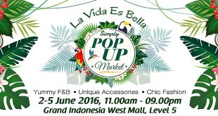 La Vida Est Bella Simply Pop Up Market