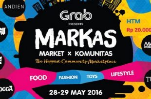 MARKAS 2016 Market x Komunitas1