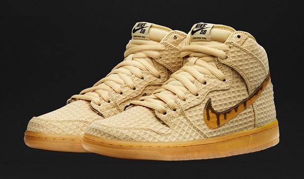 Nike SB Dunk High Premium Hemp Waffle