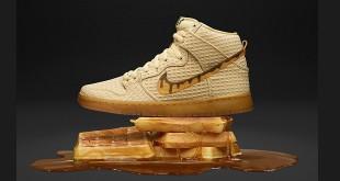 Nike SB Dunk High Premium Hemp Waffle1