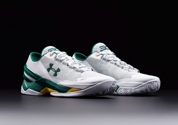 Under Armour Curry 2 Low Athletics