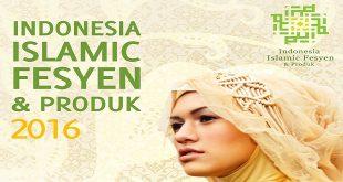Indonesia Islamic Fesyen & Produk 2016