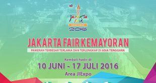 Jakarta Fair Kemayoran 20161