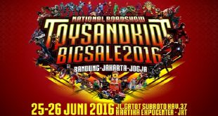 National Roadshow - Toys and Kids Big Sale 20161
