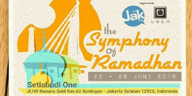 The Symphony of Ramadhan Setiabudi One1