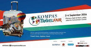 Kompas Travel Fair 2016