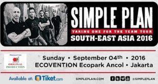 Simple Plan Tour 20161