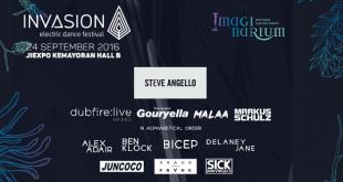 Invasion EDM Festival 2016
