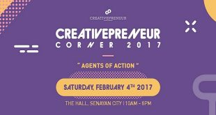 Creativepreneur Corner 20171