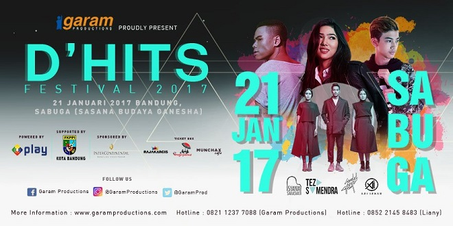 D'hits Festival 20171