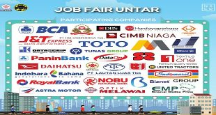 JOB FAIR UNIVERSITAS TARUMANAGARA