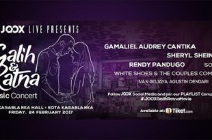 JOOX Live Presents Galih & Ratna Music Concert
