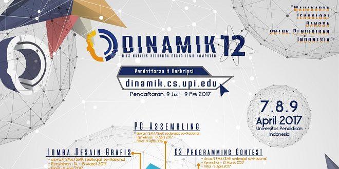 Dinamik 12 Dies Natalis Keluarga Besar Ilmu Komputer
