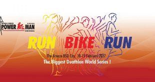 World Series Power Man Indonesia: Run Bike Run