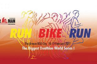 World Series Power Man Indonesia: Run Bike Run