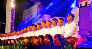 Aceh International Rapa'i Festival
