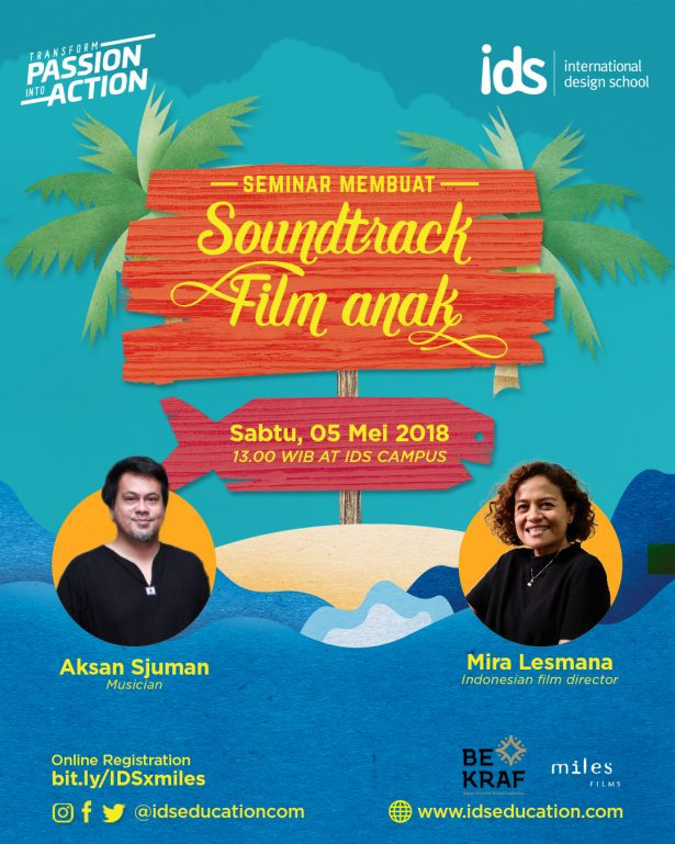 Seminar Soundtrack Film Anak