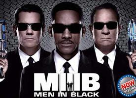 Men In Black 3 - Review