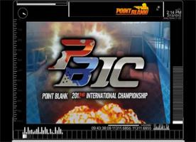 Point Blank International Championship 2012 at Trans Studio Bandung