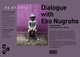 dialogue with eko nugroho