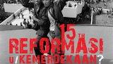 Pameran Refleksi Visual 15th Reformasi untuk Kemerdekaan