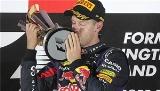Sebastian Vettel Menjuarai Grand Prix F1 Singapura