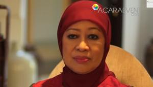 wawancara bersama ibu okke hatta rajasa